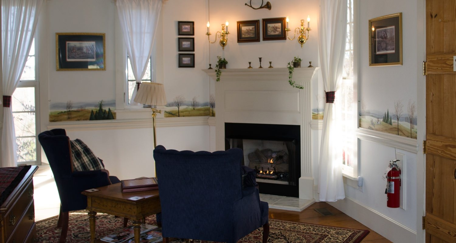 Carriage Bay Fireplace